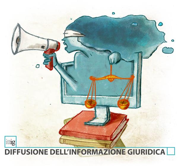 Diffusione dell'informazione giuridica
