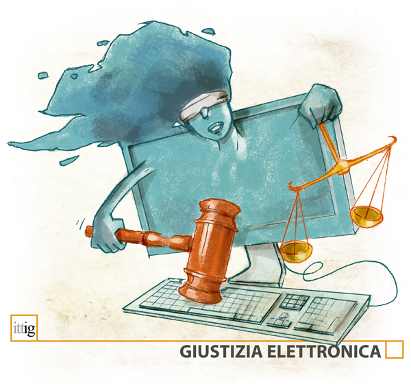 Giustizia elettronica