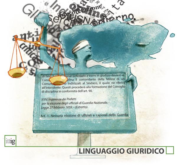 Linguaggio giuridico