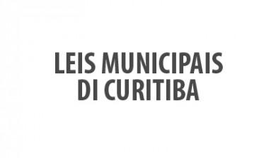 Leis municipais di Curitiba